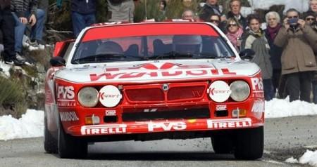 Rally Pirelli.