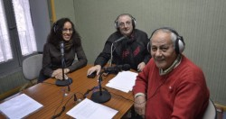 Juan José Gómez Úbeda Julián Prieto y Yolenny Mena