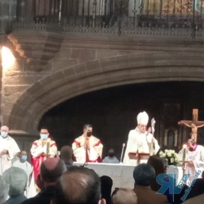 Acto de la ordenación