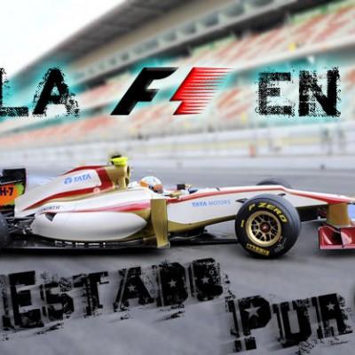 La Fórmula 1 en Estado Puro